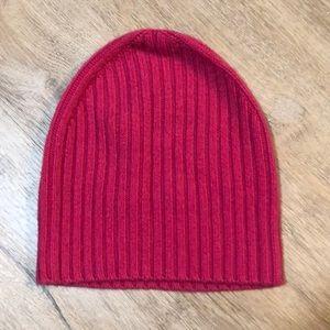 Everlane wool cashmere hat